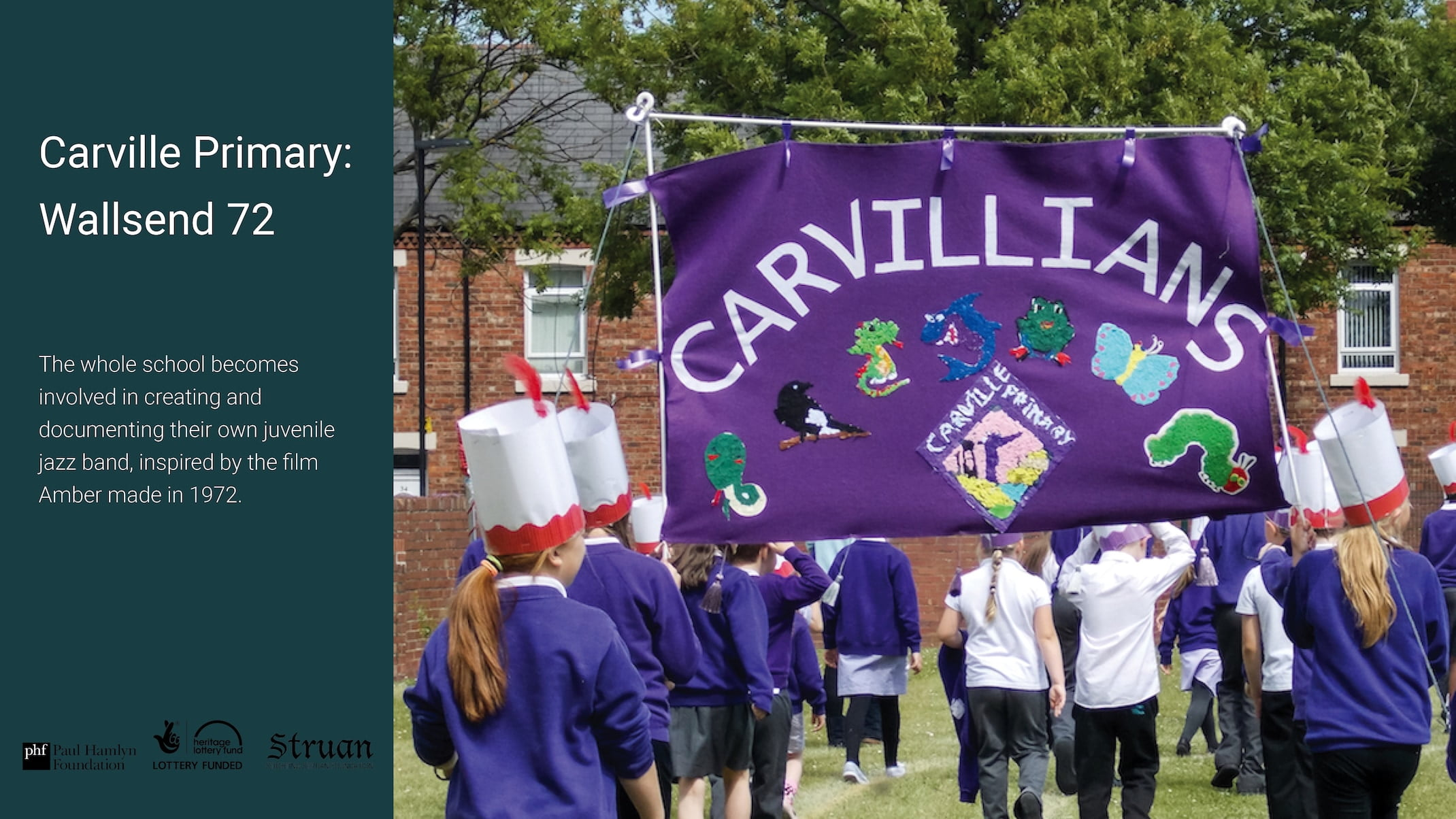 Carville Primary: Wallsend 72
