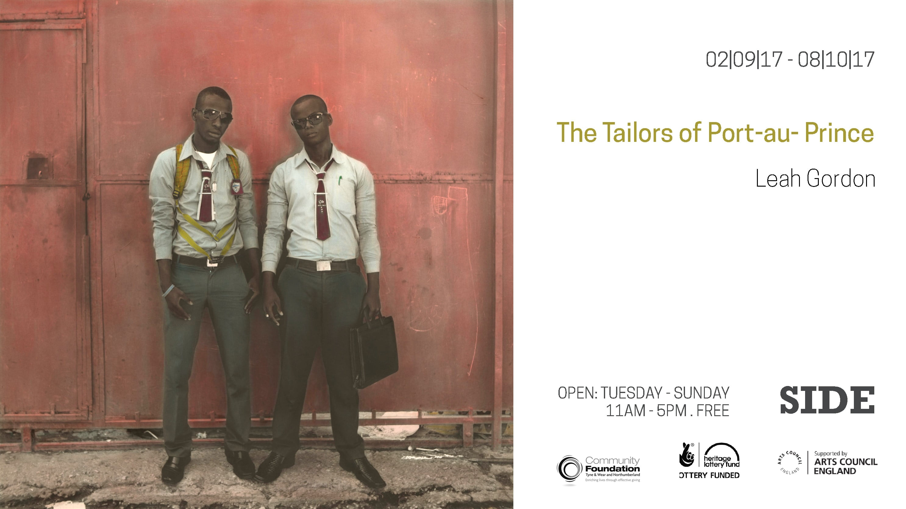 The Tailors of Port-au-Prince