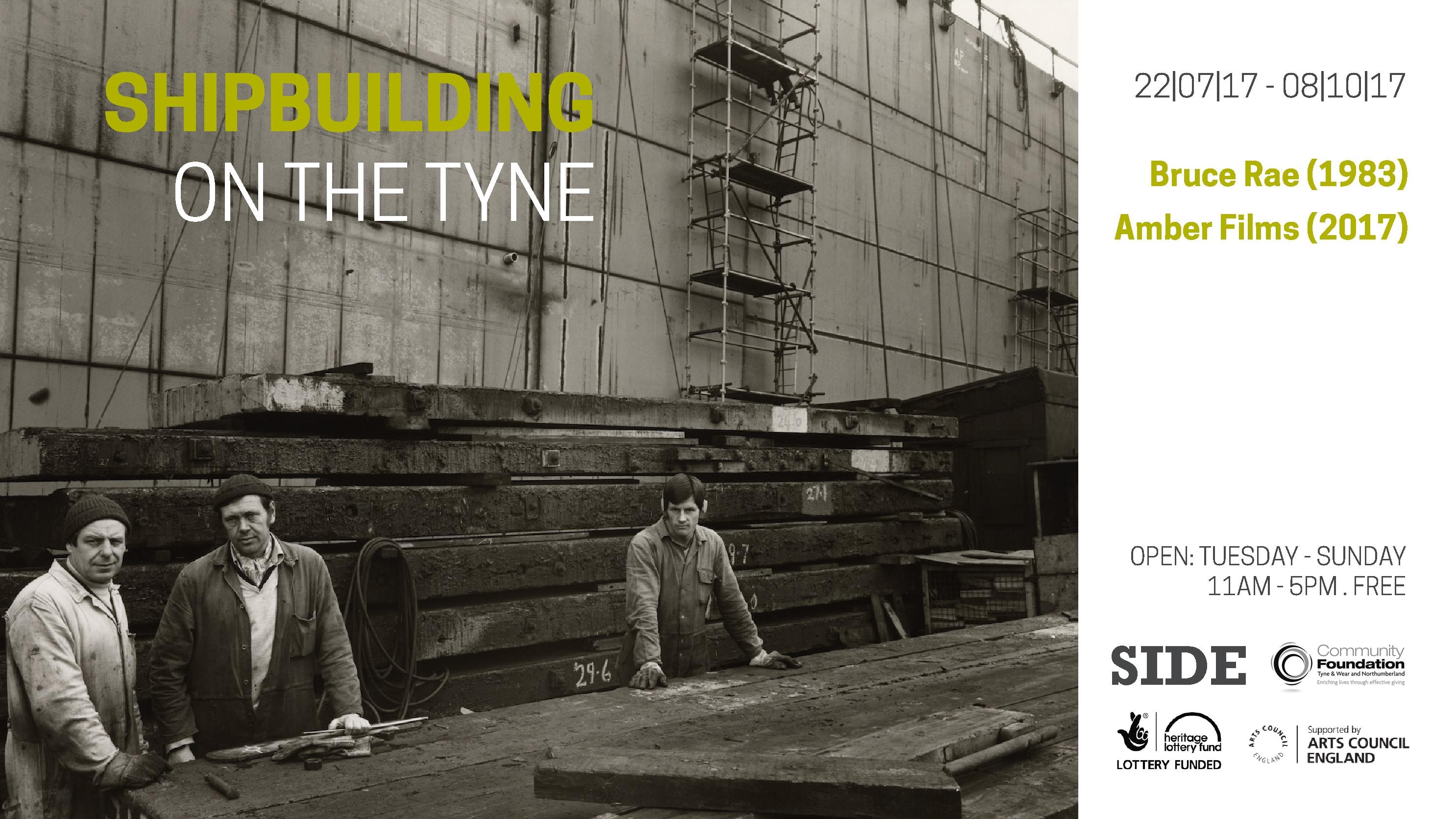 Shipbuilding on the Tyne