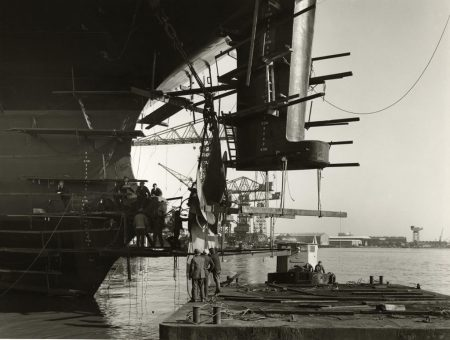 Shipbuilding on the Tyne