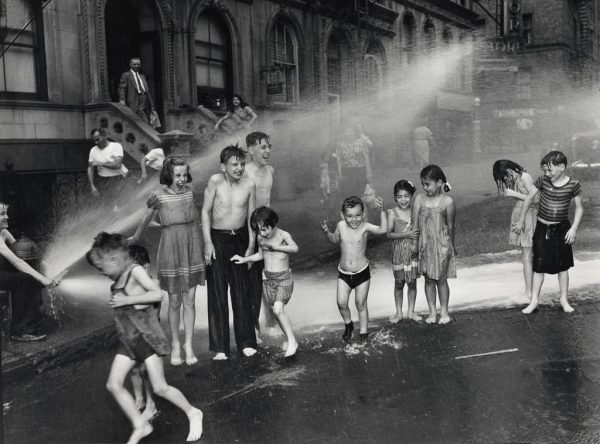 Weegee (Arthur Fellig), photographer, 1899-1968 (Amber ...