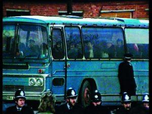 'Scab Bus', Easington