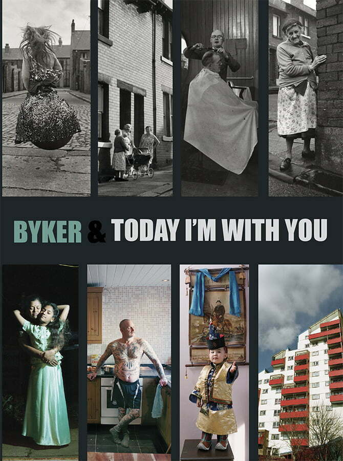 BYKER and TODAY I AM WITH YOU