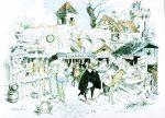 19th Century German Children's Book Illustrations