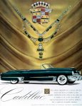 American Car Adverts 1949