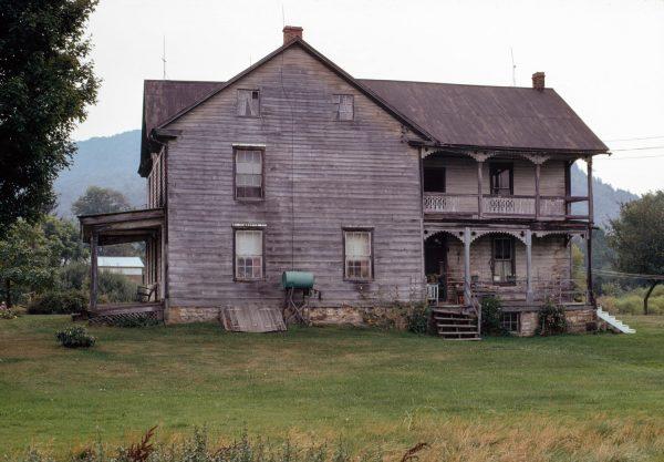 Rural Wooden Houses